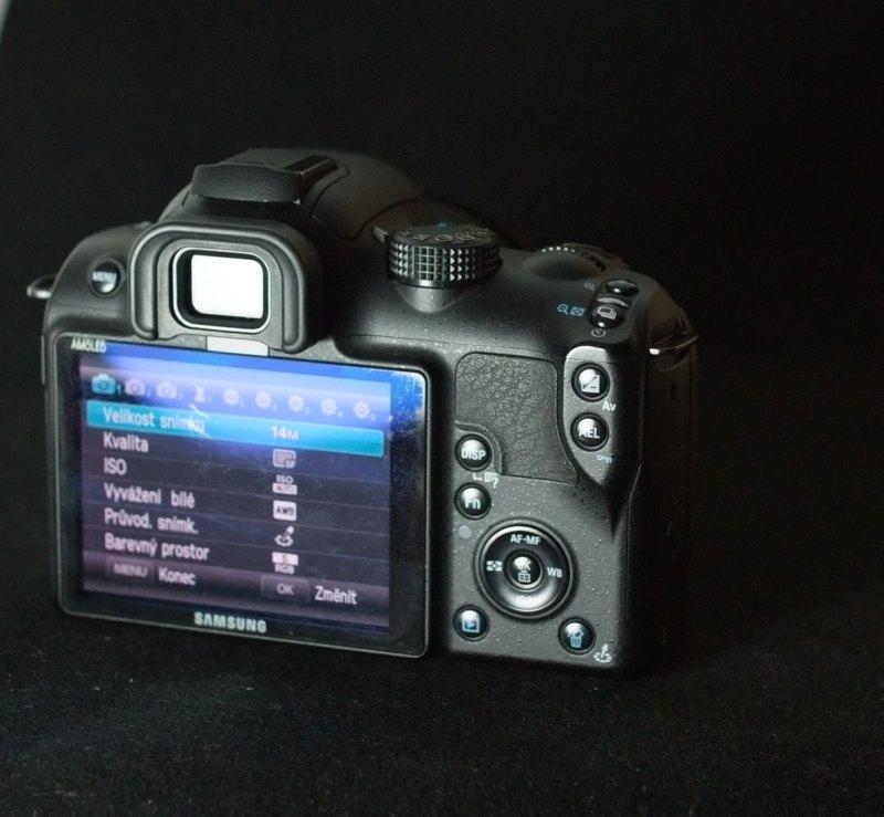 Samsung NX11 + 18-55 mm