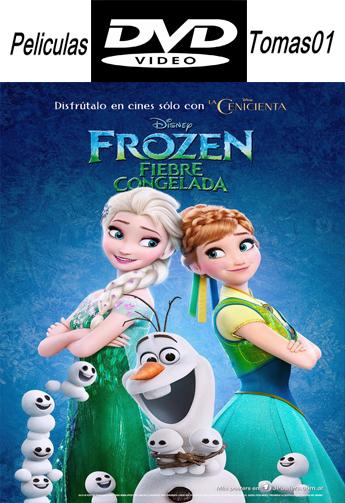 Frozen: Fiebre Congelada (2015) DVDRip