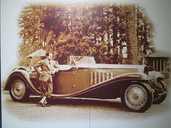 Bugatti 1932 Type 41 Royale Esders