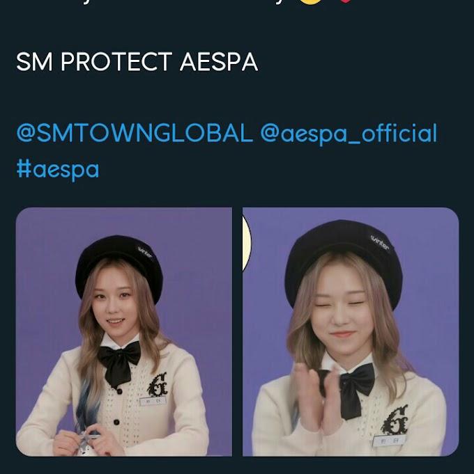 AESPA trending on Twitter | Twitter Memes