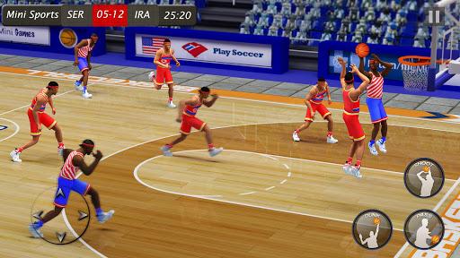 Basketball strikes 2019: Play Slam Basketball Dunk 1.0.3 screenshots 1