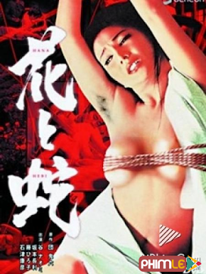 Phim Hoa Và Rắn: Hana To Hebi - Flower and Snake: Hana To Hebi (1974)
