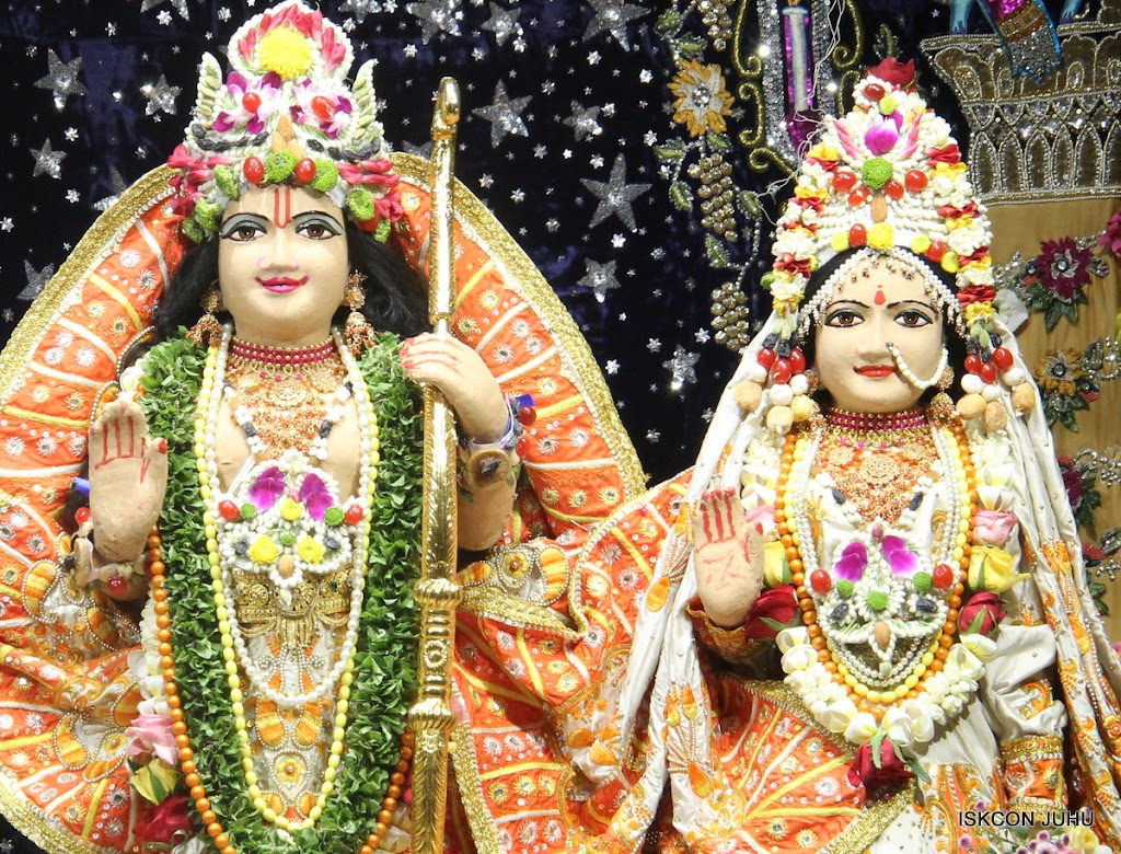 ISKCON Juhu Chandan yatara Deity Darshan on 9th May 2016 (37)