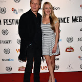 OIC - ENTSIMAGES.COM - Anthony Head and daughter Emily Head at the Raindance Opening Night Gala at the Vue in Leicester Square, London on the 23rd September 2015. Photo Mobis Photos/OIC 0203 174 1069