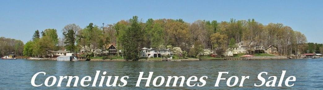 Cornelius Homes For Sale
