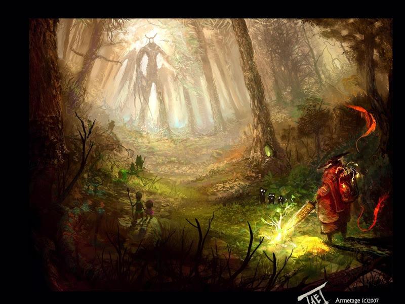 Wooden Giant, Fairies 1