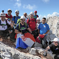 na vrhu - Jezerska Kočna (2540 m)