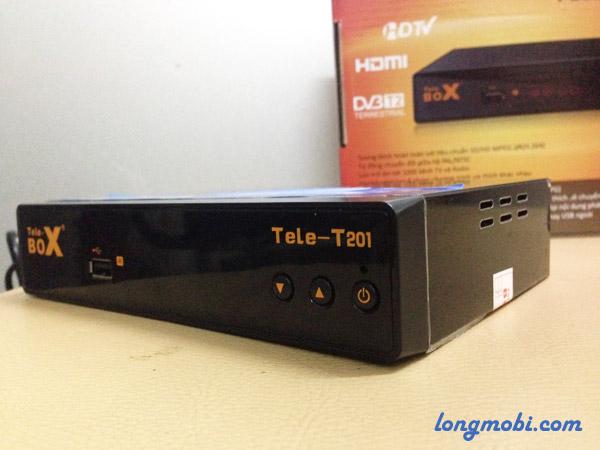 dau thu dvb-t2 telebox t201 thai nguyen