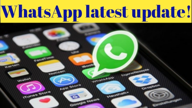 Latest WhatsApp Update 2020 [HINDI]