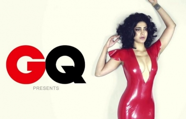 Shruti hassan hot in  GQ Photoshoot All | cinemagallop