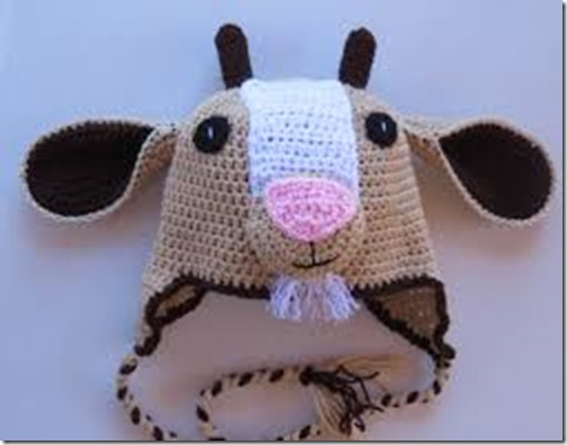 disfraz casero de cabra (4)