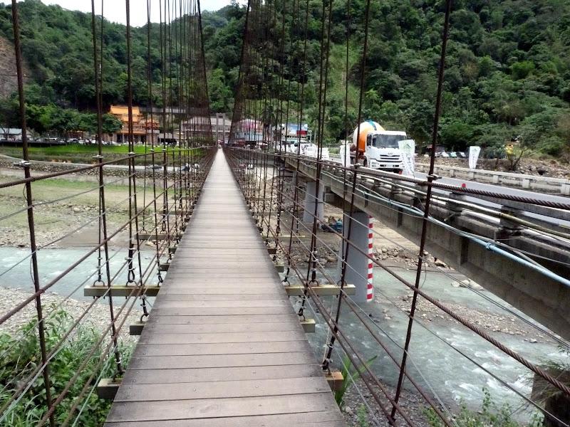 autre pont à 5 minutes de voiture