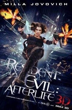 Vùng Đất Quỷ Dữ: Kiếp Sau - Resident Evil 4: Afterlife (2010)