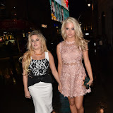 OIC - ENTSIMAGES.COM - Lady Nadia Essex and Chloe Paige at the  Jake Quickenden - EP launch partyt in London 8th March 2016 Photo Mobis Photos/OIC 0203 174 1069