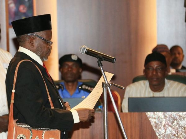 'My School Certificate Was Eaten By Termites' – New CJN Tanko