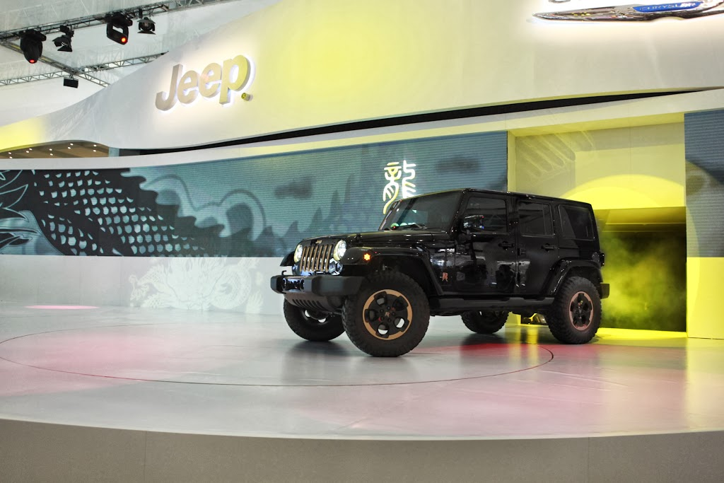 Jeep Wrangler Dragon Edition 6