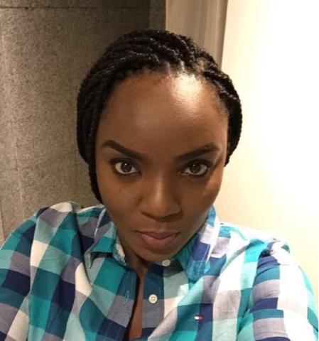 BEAUTIFUL CHIOMA (NIGERIAN ACTRESS) HAIRSTYLES