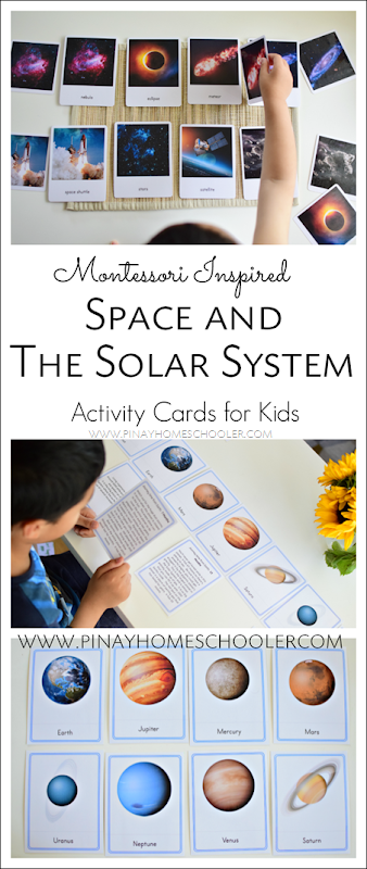 The Space and The Solar System Learning Materials