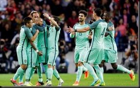 Portugal derrota a Croácia