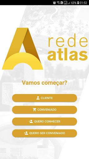 Rede Atlas screenshots 1