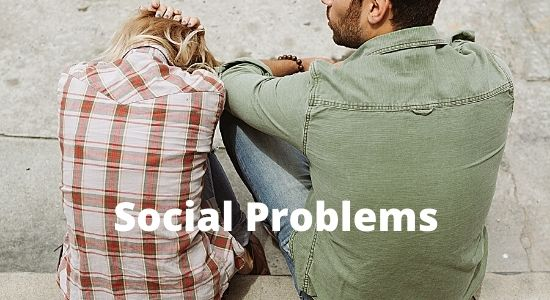 Essay on Social Problems in India Hindi