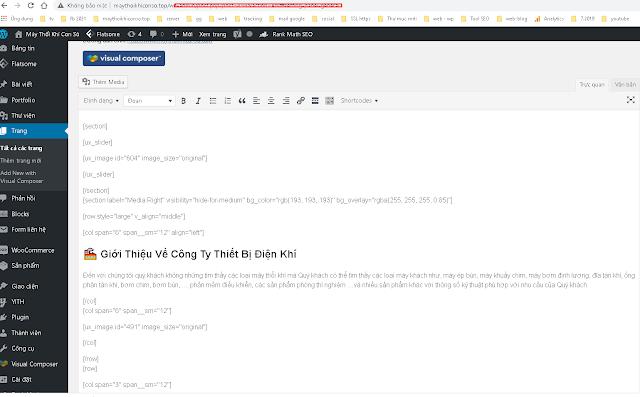 Themes website wordpress
