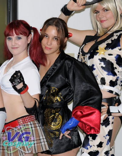 Cosplay da Semana: Rumble Roses