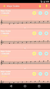 Saxophone Scales All In 1 (G3)- screenshot thumbnail
