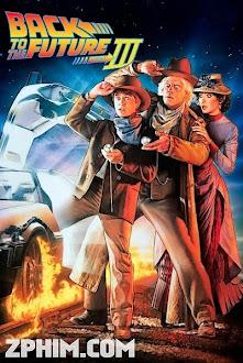 Trở Về Tương Lai 3 - Back to the Future 3 (1990) Poster