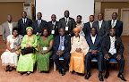 Portrait - (Some of the) Ministerial Level participants who participated in November 30, 2011 meetings at the 2011 International Family Planning Conference