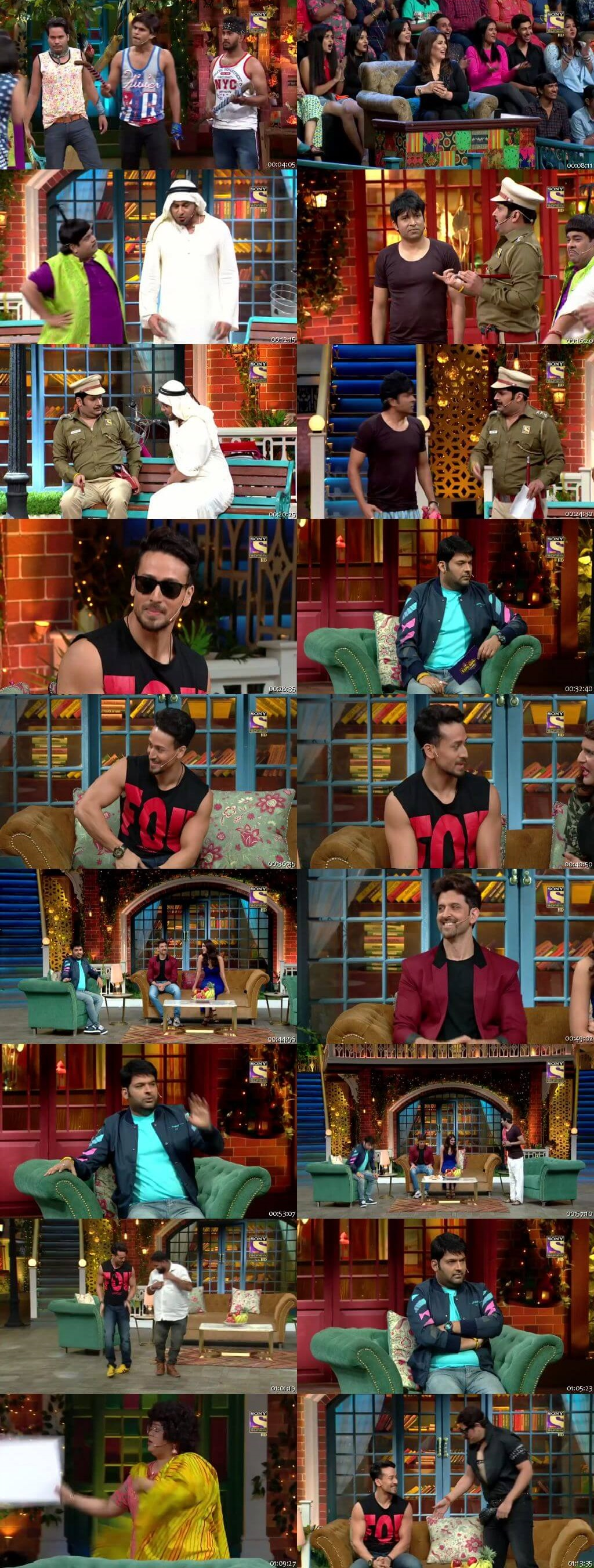 Screen Shot Of The Kapil Sharma Show 29th September 2019 Episode 79 300MB Watch Online