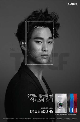 金秀炫相機廣告01