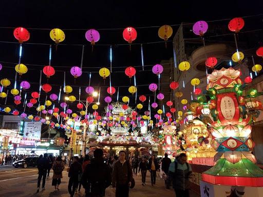 10D9N Taiwan Trip: Raohe Night Market, Taipei