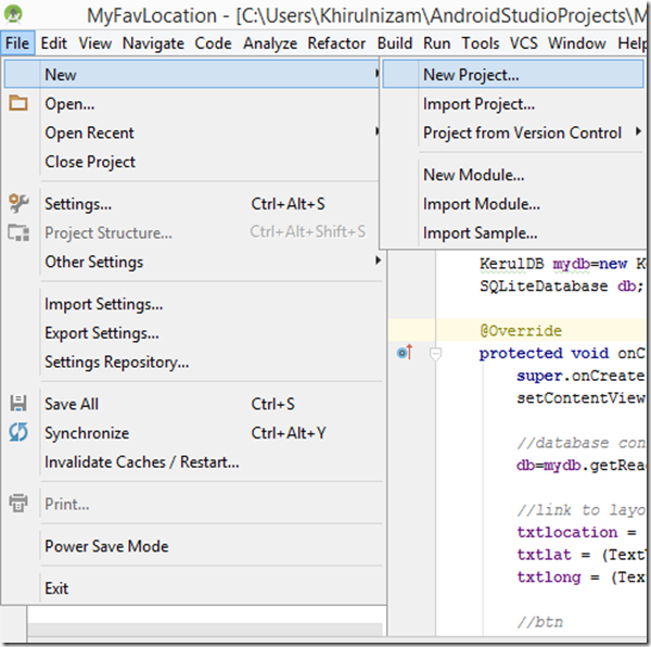 file-new-android-studio-project