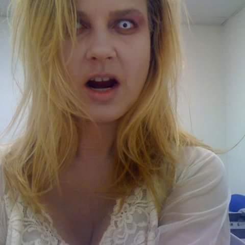 Amy Lindsay vempire