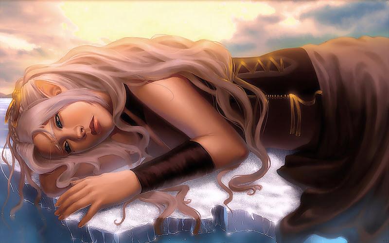 Elf Princess On Ice, Fairies 4
