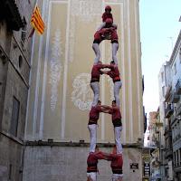 19è Aniversari Castellers de Lleida. Paeria . 5-04-14 - IMG_9453.JPG