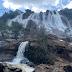 Beautiful Waterfall Milakulwada-Handwara
