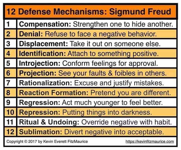 Sanidhya Psychiatric Care Defense Mechanisms Sigmund Freud