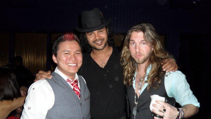 Pua James Matador With Jt Tran And Gareth Jones, Matador