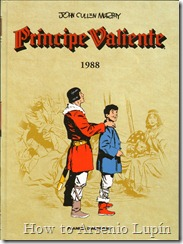 P00052 - Príncipe Valiente (1988)