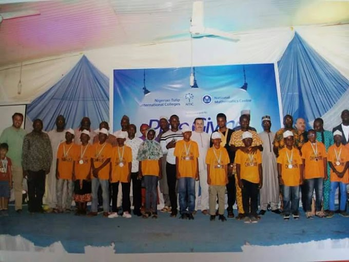 Okene LGEA Primary School Emerges Best at National Mathematics Competition