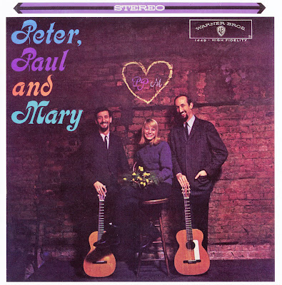 Peter, Paul & Mary ~ 1962 ~ Peter, Paul & Mary
