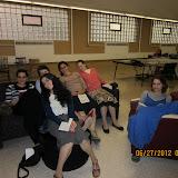 Week 1 - JGR Summer Retreat 2012