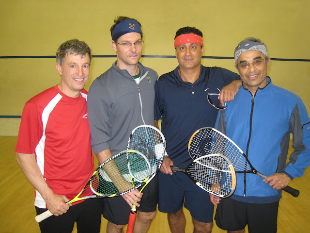 5.5 Finalists (Will Bigelow, Dave Tedeschi) and Winners (Rachid Regragui, Suki Singh)