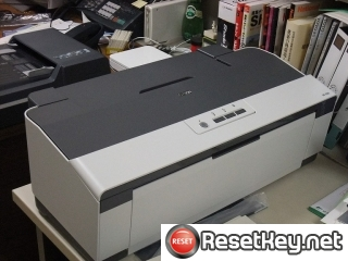 Reset Epson PX-1001 printer Waste Ink Pads Counter
