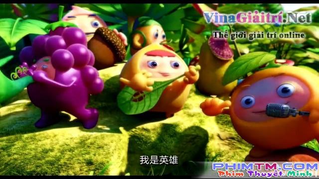 Xem Phim Robo Trái Cây: Cuộc Đào Thoát Vĩ Đại - Fruity Robo The Great Escape - phimtm.com - Ảnh 1
