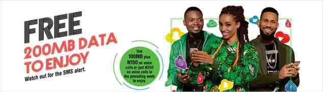 Browse free for 24hrs with the New Glo Free Data Day