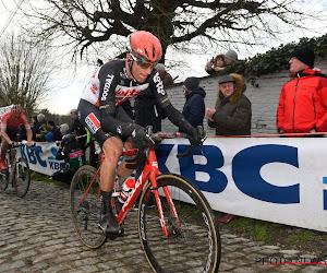 Opdoffer na sterke Tour: Brent Van Moer houdt heupbreuk over aan valpartij op training
