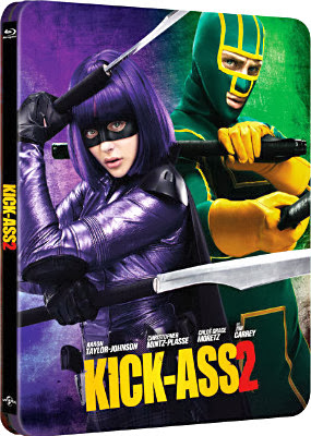 Filme Poster Kick-Ass 2 BRRip XviD & RMVB Legendado